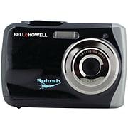 Bell & Howell WP7 Splash 12 MP Waterproof Digital Camera, Black