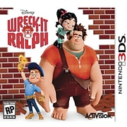 Activision 76975 Wreck It Ralph, Kids & Family, 3DS