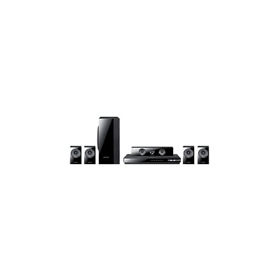 Buy Samsung Home Audio - Samsung 5.1 Channel 3D Smart Blu-ray Home Theater System, Black