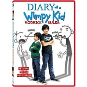 20th Century Fox (r) Diary of a Wimpy Kid: Rodrick Rules; DVD