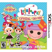Activision (r) 76712 Lalaloopsy Carnival of Friends, Family Entertainment / Casual, Nintendo 3DS