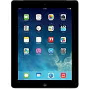 Apple (r) iPad with Retina display with WiFi+Cellular (Sprint) ; 32GB, Black