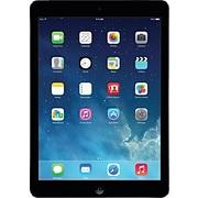 Apple (r) iPad Air with Retina display with WiFi + Cellular (Verizon Wireless) ; 32GB, Space Gray