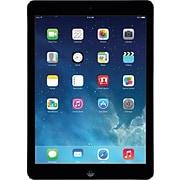 Apple (r) iPad Air with Retina display with WiFi; 128GB, Space Gray