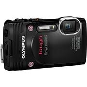 Olympus TOUGH TG-850 Black Digital Camera