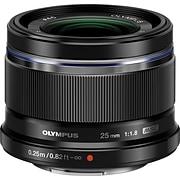 Olympus M.25MM F1.8 Black Digital Camera Lens