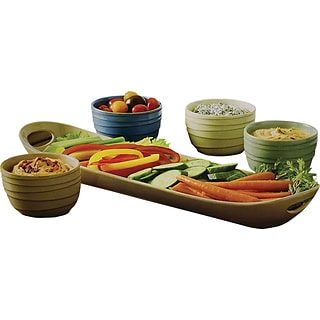 Stoneware Serving Set with $225 order