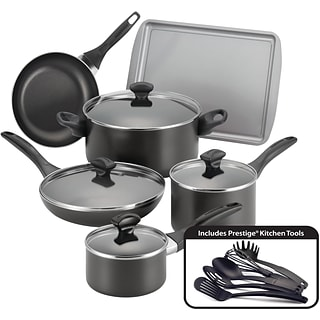 15-pc Cookware Set with $750 order