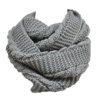 Infinity Gray Scarf with $99 order