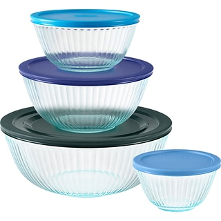 8-pc Mixing Bowl Set with $175 order