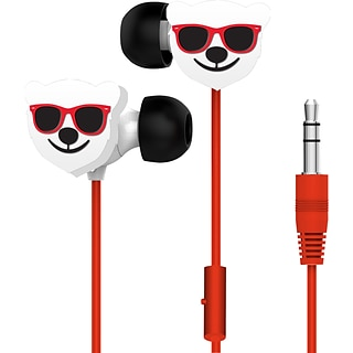 Polar Bear Earbuds with $99 order