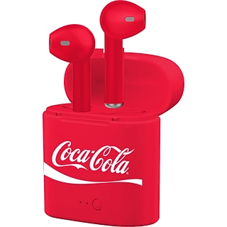 Coca-Cola Earbuds with $500 order
