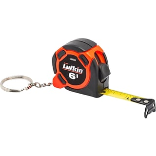 Key Ring Tape Measure with $99 order