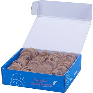 Mrs. Fields Cookie Box with $99 order