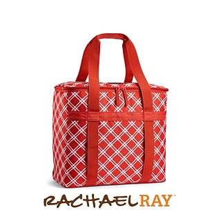 Plaid Chillout Tote with $250 order