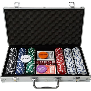 Poker Chip Gaming Set  with $325 order