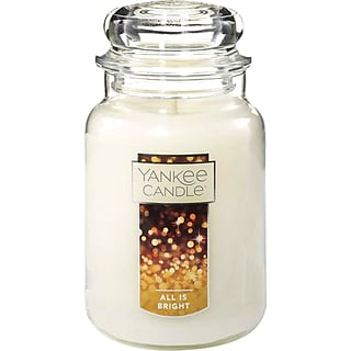Candle All is Bright with $325 order