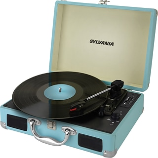 Sylvania Turntable with $600 order