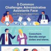 5 Common challenges administrative assistants face (and what to do about them)