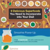 9 Delicious superfoods you need to incorporate into your diet