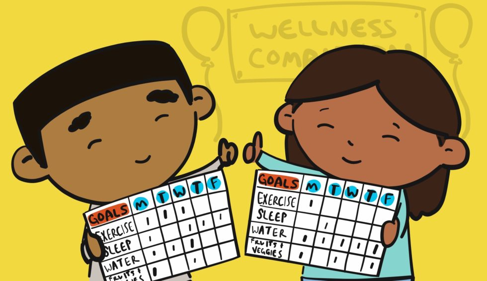 How to create a fun office wellness competition – Quill ...