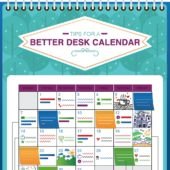 Don't ditch your desk calendar: The benefits of handwriting events and tasks