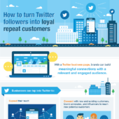 Get more from your company's Twitter business page
