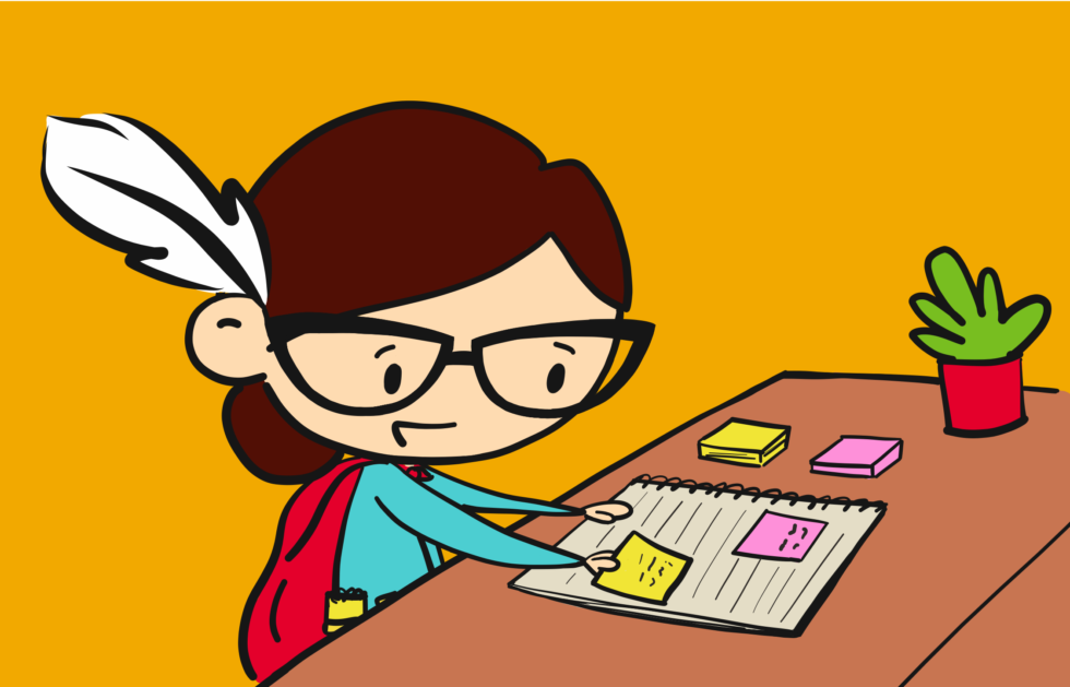 how to organize your work and life with post it notes quill com blog