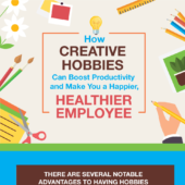 How creative hobbies can boost productivity and make you a happier, healthier employee