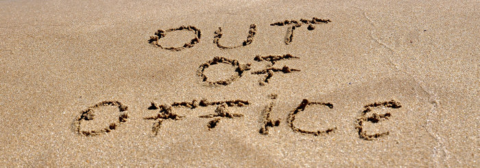 How to write a professional out of office vacation message ...
