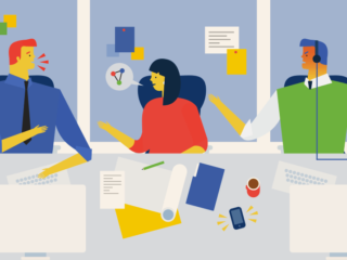 Collaboration nation: Benefits and drawbacks of open office spaces