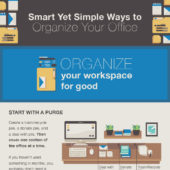 9 smart yet simple ways to organize your office