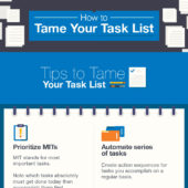 How to tame your task list