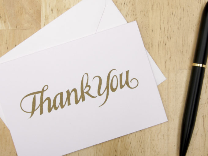 Write the perfect thank you note for your boss – Quill com Blog