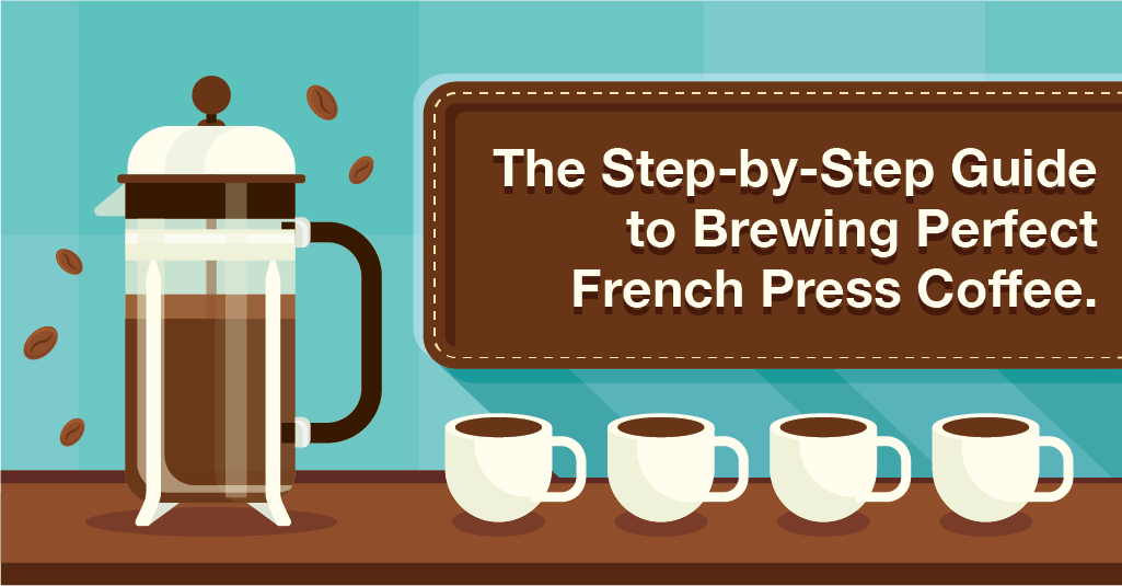 The step-by-step guide to brewing perfect French press coffee