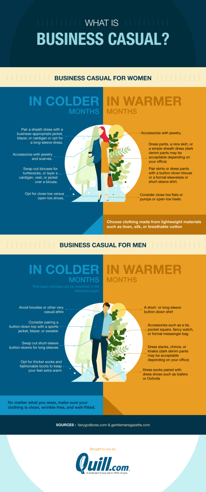 What is business casual? (plus, examples)