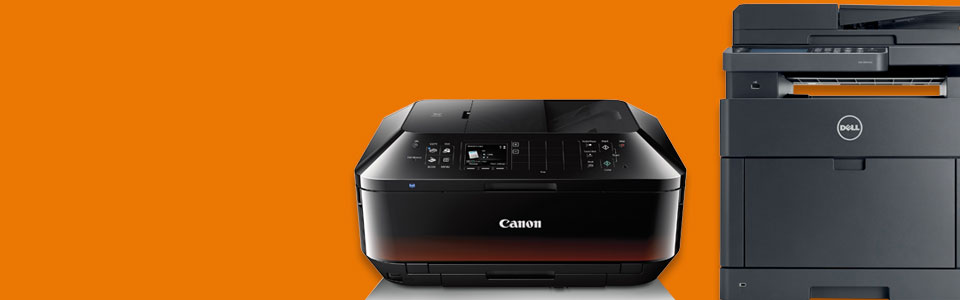 Find the printer that's right for your business.