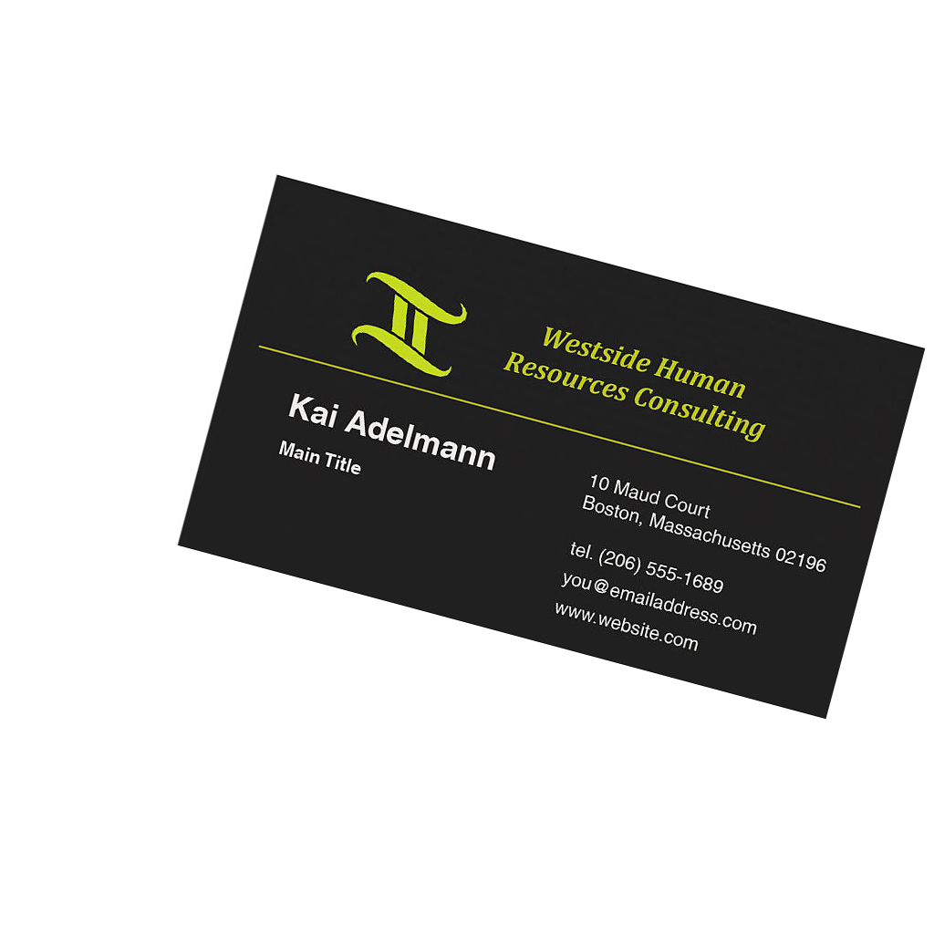Personalized Signs, Custom Postcards & Business Cards | Quill.com