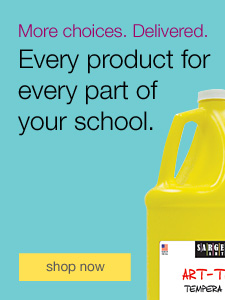 Shop our entire education and classroom product assortment.