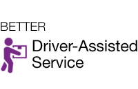 Driver-Assisted Delivery