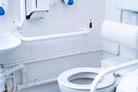 Terminal Cleaning Procedures - Patient Bathroom