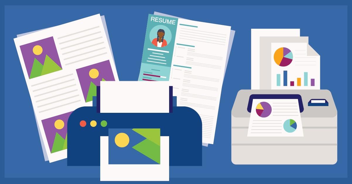 When to use multipurpose paper vs  copy paper | Quill com