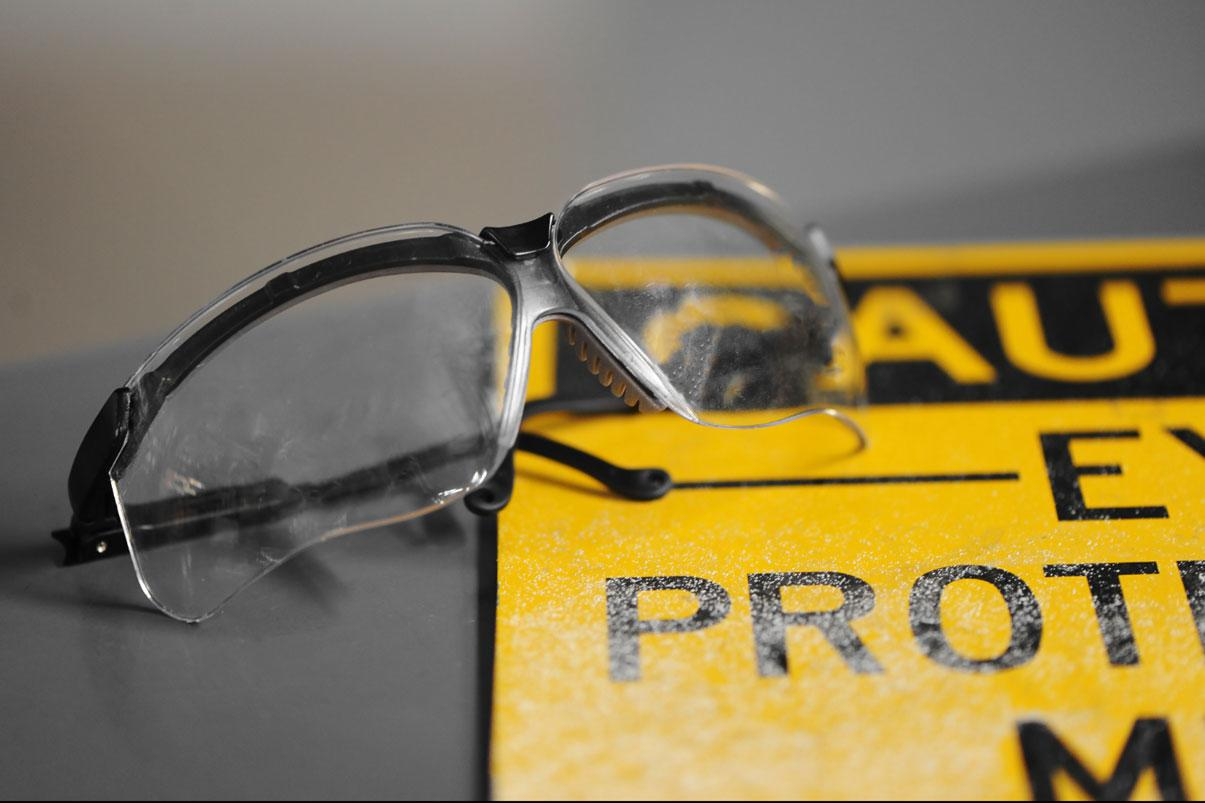 Watch How to Choose Appropriate Eye Protection video