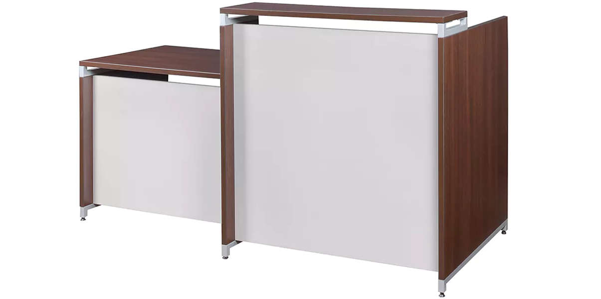 Regency OneDesk Reception Desk Shell
