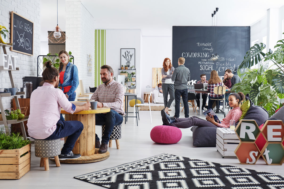 When to redesign office space