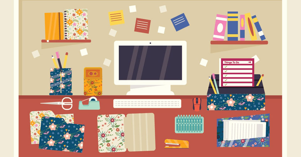 15 Fancy Office Supplies To Make Your