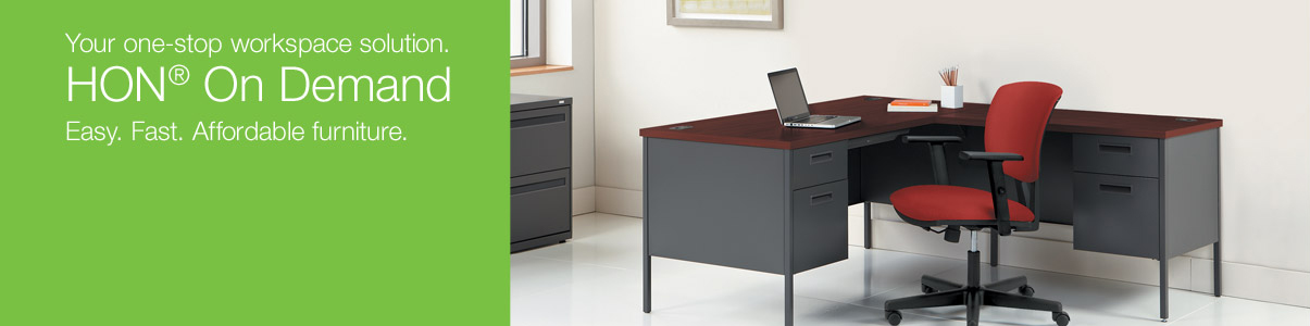 hon office furniture | quill