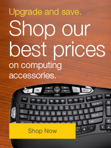 Upgrade and save. Shop our best prices on computing accessories.