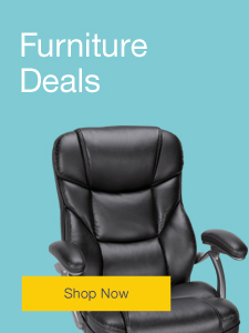 Furniture deals.