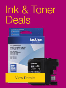 Ink & Toner Deals